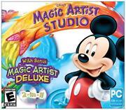 Disney Magic Artist