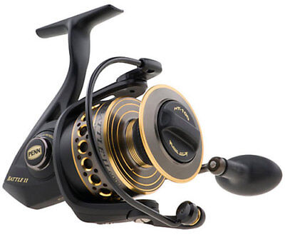 PENN Battle II 4000 BTLII4000 Saltwater Fishing Reel