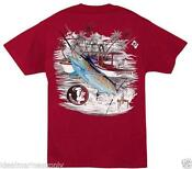 Guy Harvey T Shirts Mens Large