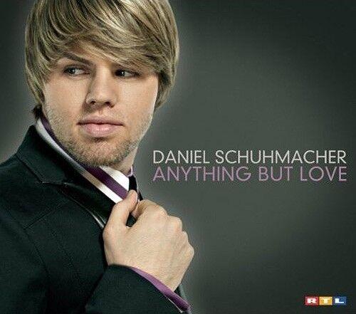 DANIEL SCHUHMACHER / ANYTHING BUT LOVE - MAXI-CD - Neu OVP Versiegelt Ungeöffnet