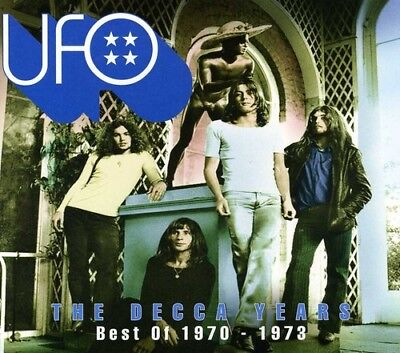 UFO - Best of Decca Years 1970 - 1973 [New CD] Germany -