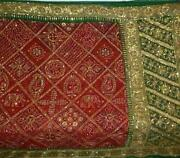 Heavy Embroided Saree