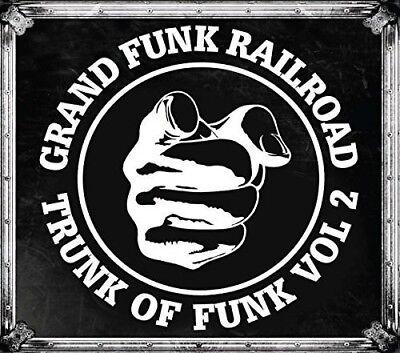 Grand Funk Railroad - Trunk Of Funk Vol 2 [New CD] Boxed Set, UK - Import