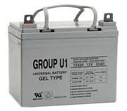 12V 32AH Battery