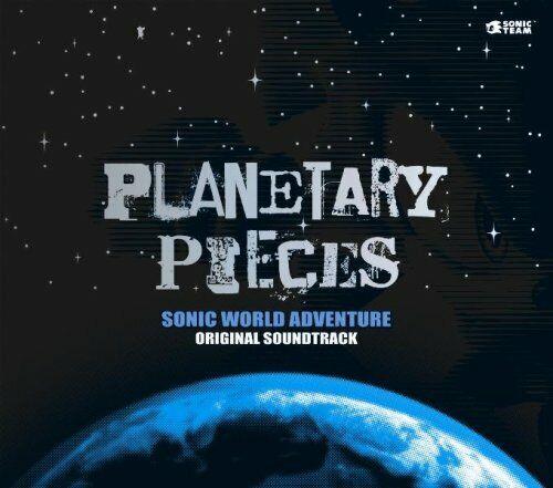 "SONIC WORLD ADVENTURE Original Soundtrack ""Planetary Pieces"""