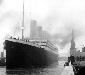 The-Titanic-Launches-Great-10x8-Photo