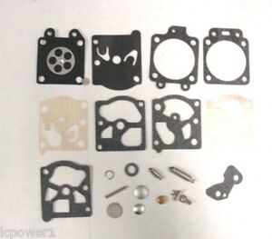 New GENUINE Walbro WA WT Carburetor Kit K20-WAT
