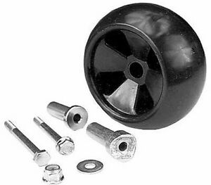 REPL JOHN DEERE DECK WHEEL TIRE CASTOR COMP KIT AM133602 AM116299 M111489 R10250