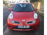 NISSAN MICRA 2008 PETROL 1.2 FOR SALE !!