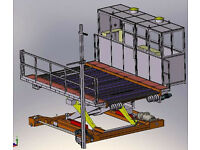 Mechanical drafting service to get your hand drawings to 2D CAD drawings or 3D cad models