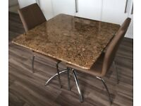 GRANITE KITCHEN TABLE FOR SALE