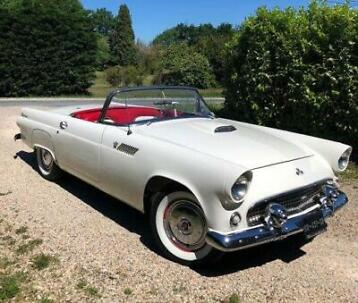 Ford - Thunderbird - 1955