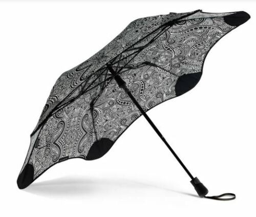 Limited Edition Blunt x fortyonehundred Metro Umbrella ~ BLACK /WHITE PAISLEY