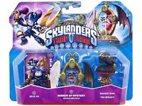 WANTED MIRROR OF MYSTERY AND OTHER EXTENSION PIECES FOR SKYLANDERS