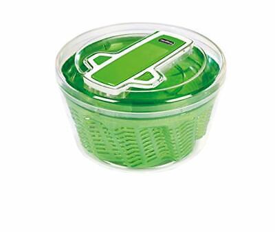Zyliss E940005U Salad Spinner, Large, Green