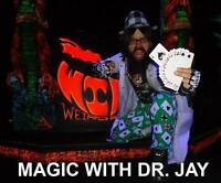 Magic With Dr. Jay