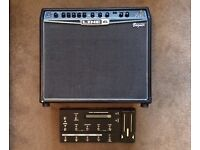 Line 6 Spider Valve 112 MKII 40 Watt 1x12 Guitar Amp and Control Board