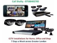 CCTV Installation, Full HD, Night Vision, Waterproof Cameras- 7 days a Week, Hassle Free