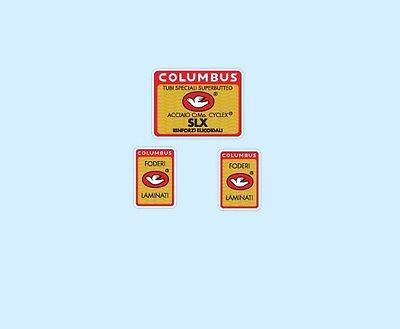 Columbus TSX frame /& fork decals