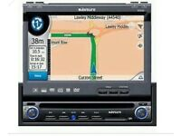 Navsure N420i In-dash DVD and Sat Nav