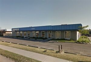 Professional Office Space Facing Dixie Rd Available For Lease.