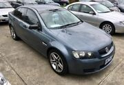 2006 Holden Commodore VE Omega Grey 4 Speed Automatic Sedan Dandenong Greater Dandenong Preview