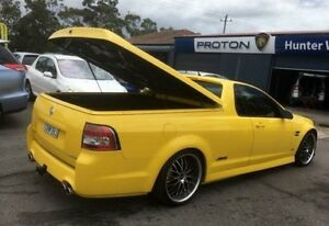 2010 Holden Ute VE II SS Yellow 6 Speed Sports Automatic Utility Sandgate Newcastle Area Preview