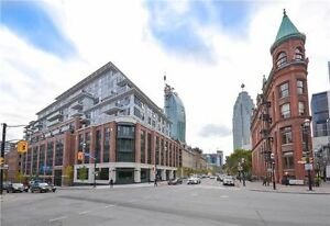 The Berczy-Historic Location Huge 2+Den St.Lawrence Market