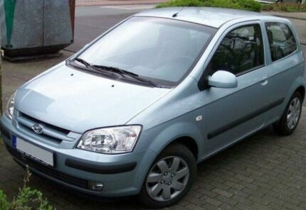 2009 Hyundai Getz TB MY09 S 4 Speed Automatic Hatchback Tullamarine Hume Area Preview