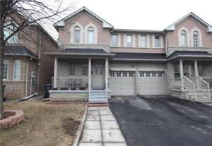 Beautiful Semi-Detached Home For Sale at Dixie/Peter Robertson