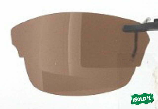5db50857737a8 free shipping custom fit polarized clip on sunglasses for ray ban rb6335  54x17 t rb 0bb4c