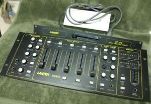 Lantek House/DJ mixer