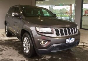 2013 Jeep Grand Cherokee Grey Sports Automatic Wagon