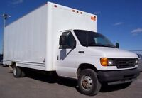 ONE MAN WITH CUBE VAN CHEAP-SMALL MOVES-PICKUP DELIVERY SERVICES
