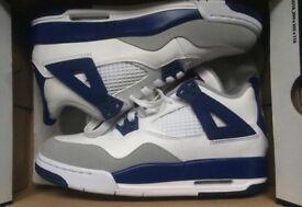 Jordan's Size 4
