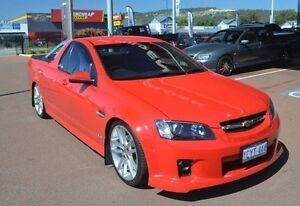 2008 Holden Ute VE SS V Red 6 Speed Manual Utility Gosnells Gosnells Area Preview