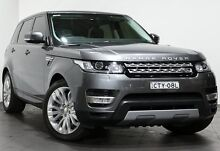 2014 Land Rover Range Rover Sport L494 MY14.5 SDV6 CommandShift HSE Grey 8 Speed Sports Automatic Wa Rozelle Leichhardt Area Preview