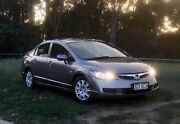 06 Honda Civic VTI AUTO. Drives like new.reliable! Canberra City North Canberra Preview