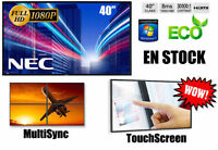 Nec Multisync P402 Brand New/ TOUCH SCREEN value+1000$~montreal~