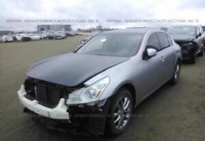 Parting out 2007-2012 Infiniti G35 LOTS OF PARTS AVAILABLE