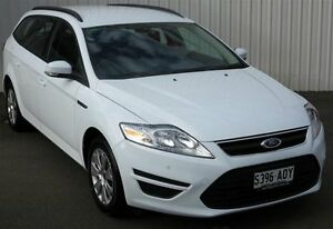 2012 Ford Mondeo MC LX White 6 Speed Automatic Wagon Kadina Copper Coast Preview