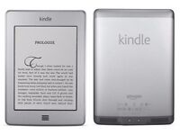 Amazon kindle touch, very good condition £35 fixed price