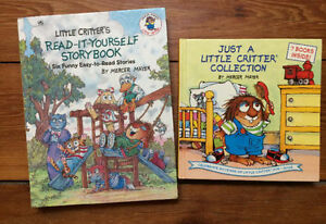 LITTLE CRITTER books by Mercer Mayer 13 stories for $10