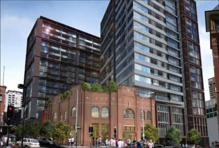 Brand new apartment in Haymarket available for 1 male  Haymarket Inner Sydney Preview