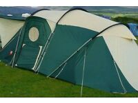 10 man Wild Country tent