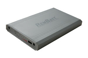 Respironics RemStar Cpap Battery Pack - RemBatt - Free Shipping - NEW WITH USB