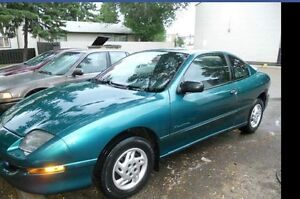 1996 Pontiac Sunfire Coupe (2 door)