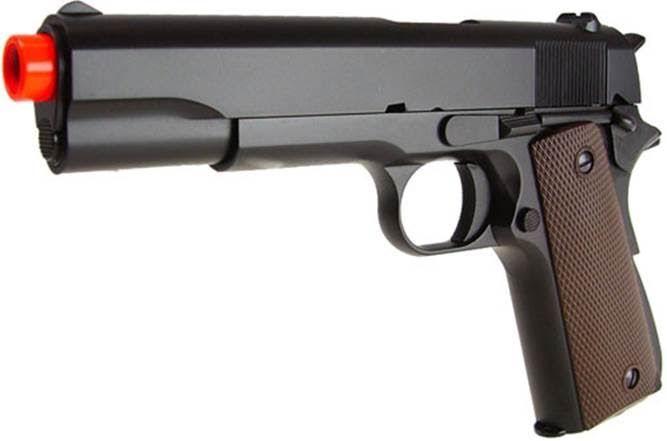 KJW 1911 Gas Blowback Full Metal Airsoft Gun