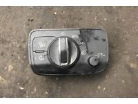 Audi A3 Headlight Fog Light Control Switch