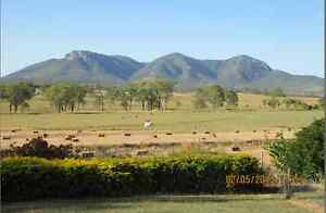 """Shamata"" - great mountain views and only 3kms from town, Biggenden North Burnett Area Preview"